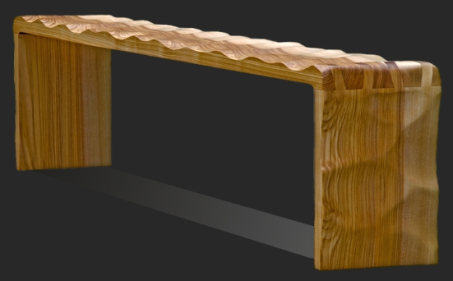 Tidelands_ONE_Bench_ArtFurniture