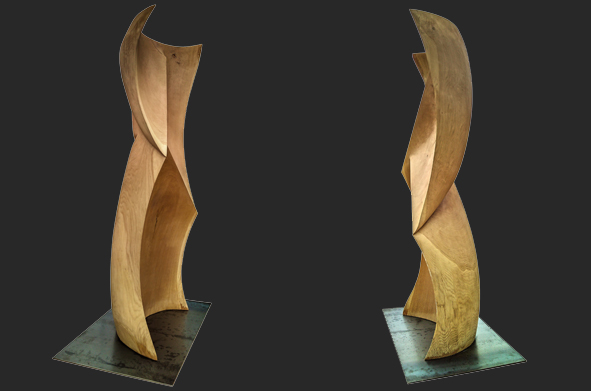 FoldedBody_Sculpture