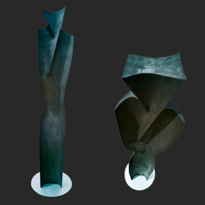 FoldedBody_Sculpture_No20061