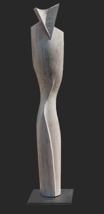 FoldedBody_Sculpture_No20081