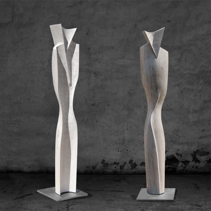 FoldedBody_Sculpture_No20081-Wand