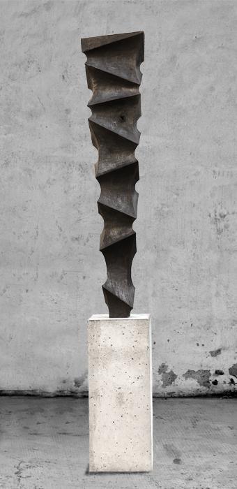 FoldedBody_Sculpture_No20111